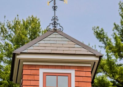 Carriage House cupola
